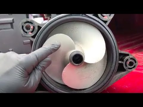 How to remove Impeller Housing - sea doo/yamaha/kawasaki - FAST & EASY!