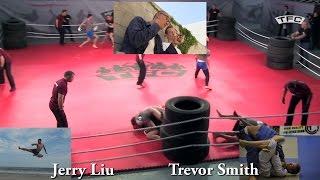 Boxing vs Muay Thai (TFC Event 1 Fight 4) Russia vs Sweden (Team MMA Fight)