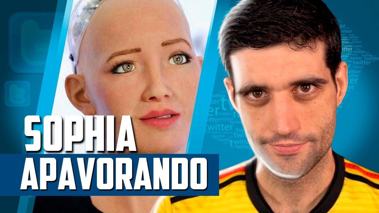 Robô Sofia está assustando o mundo todo e história totalmente nova no jogo do Homem de Ferro