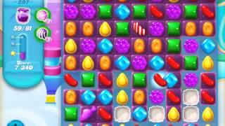 Candy Crush Soda Saga Level 297 (4th version, 3 Stars)