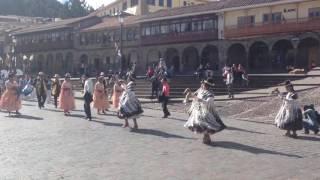 Cusco corso en plaza