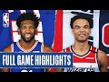 76ERS at WIZARDS | FULL GAME HIGHLIGHTS | August 5, 2020