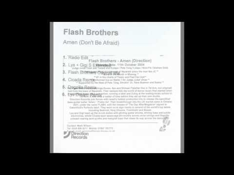 Flash Brothers - Amen ( Lys & Gigi S Mix)