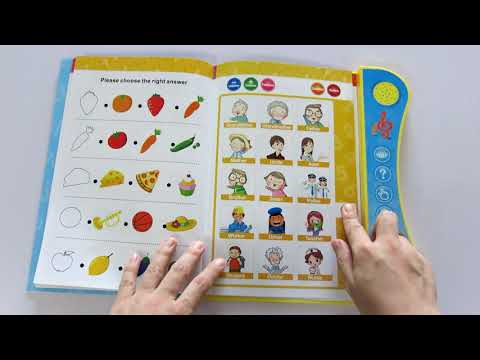 Our Product 2 # y-book-voice-learning-book-plus-and-smart-logic-pen