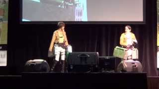 Sydney Main Animania 2013 - SNK Skit: It