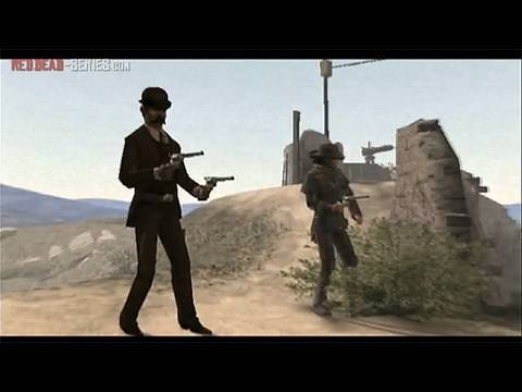 Carnival Life - Chapter #6 - Red Dead Revolver