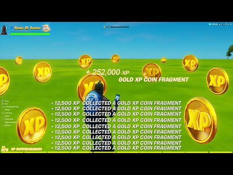 252,000 XP IN 1 GAME! (Fortnite XP Glitch)
