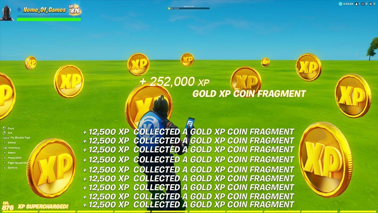 252,000 XP IN 1 GAME! (Fortnite XP Glitch)