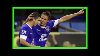 Kevin Mirallas leaves Everton on loan deal