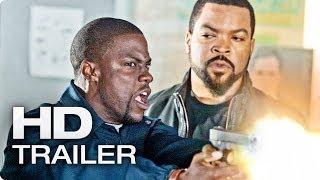 RIDE ALONG Offizieller Trailer Deutsch German | 2014 Kevin Hart, Ice Cube [HD]