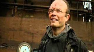 Robocop Murphy Stabs Boddicker.