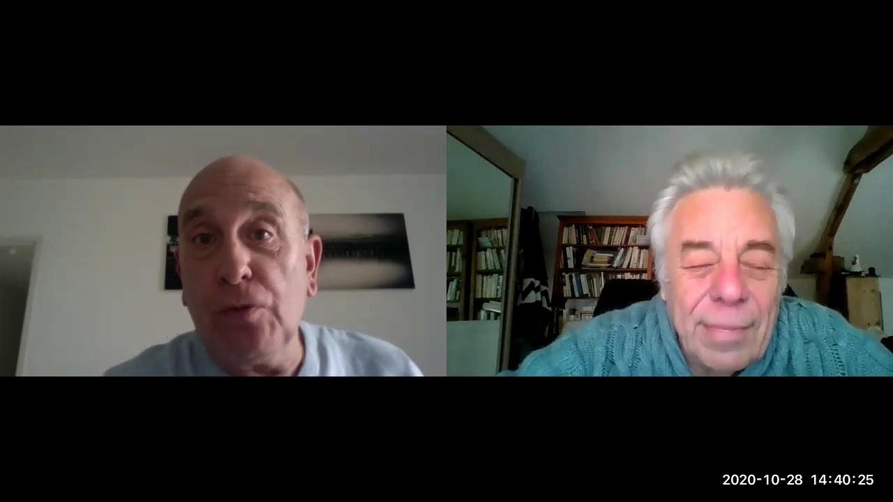 JP Lafrancesca et Eliane Cellauro praticiens et transmetteurs bien-être