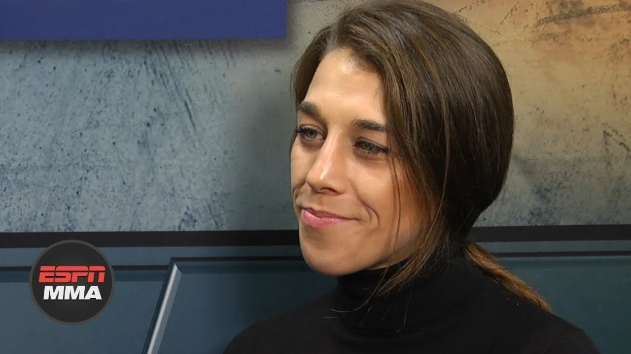 Joanna Jedrzejczyk expects good challenge from Zhang Weili | ESPN MMA