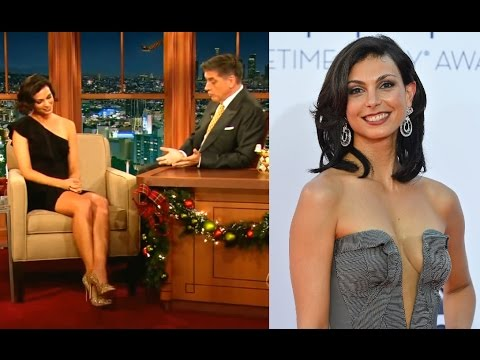 Morena Baccarin Flirts with Craig Ferguson (Interview Compilation)