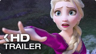FROZEN 2 - 3 Minutes Trailers (2019)
