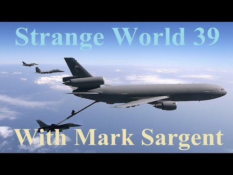 Retired US Air Force Navigator talks about Flat Earth - SW39
