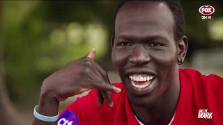 Aliir Aliir Opens Up On His Friendship With Majak Daw   On The Mark