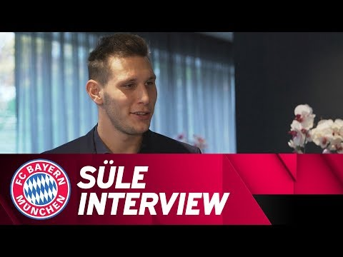 """There are no easy opponents"" - Niklas Süle on RSC Anderlecht and his start at Bayern"