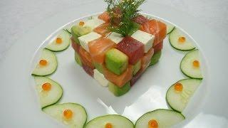 Video Hiro's Cube: Painstakingly Assembled - How To Make Sushi Series download MP3, 3GP, MP4, WEBM, AVI, FLV Januari 2018