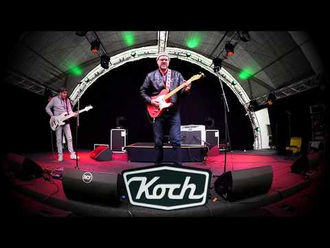2017 Greg Koch demonstrating 'The Greg' from Koch Amps @ Musik Produktiv Messe