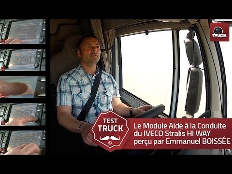 module aide la conduite du iveco stralis hi way par emmanuel boiss e pour truckeditions youtube. Black Bedroom Furniture Sets. Home Design Ideas