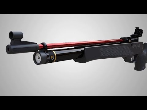 This Rifle Is For Indians   The most powerful air rifle in India Unboxing
