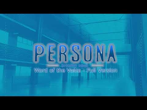 Word of the Voice - Full Version - Persona Trinity Soul