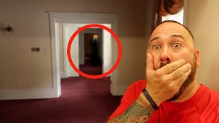 (Don't Watch ALONE) Exploring A Haunted Funeral House