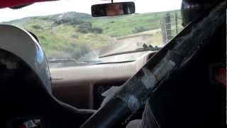 Whariti Hillclimb 2012 - Hillman Avenger Run #4