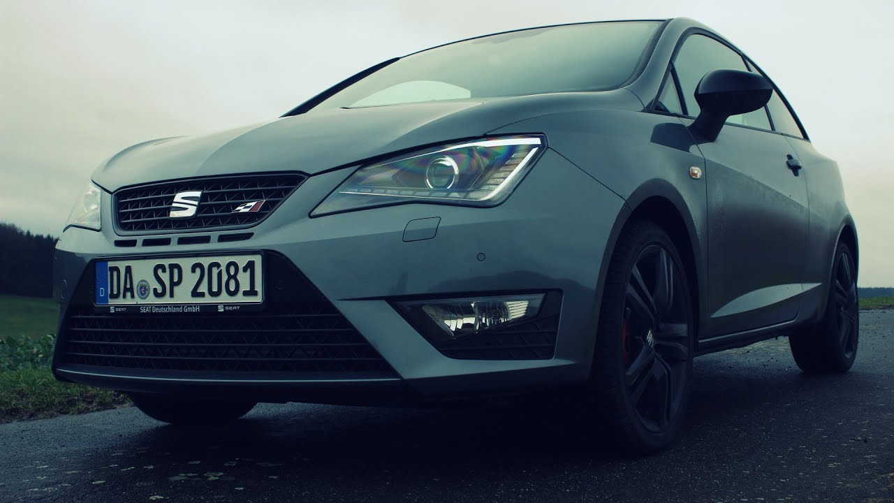 2017 Seat Ibiza Cupra 1 8 Tsi 192hp Manual Test Drive Review Thegetawayer You