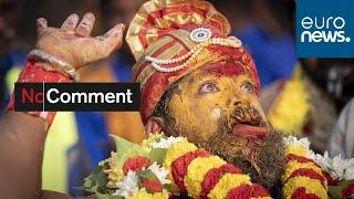 Thaipusam — a colourful Hindu festival in Malaysia