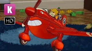 Приключения красного самолетика - трейлер