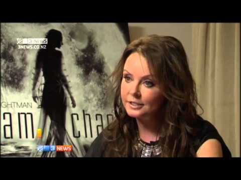 Sarah Brightman Press Highlight Reel