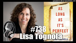 Author Stories Podcast Episode 738 | Lisa Tognola Interview
