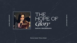 Hope In The Name Of Yeshua | Sarah Singerman | Global Broadcast