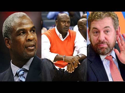 PROOF: MICHAEL Jordan is the GOD of the NBA - Squashes Beef Between Charles Oakley and James Dolan Mp3