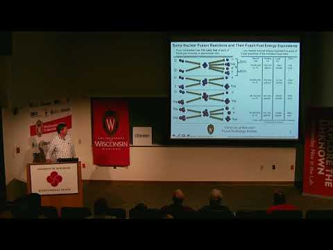 WN@TL - Nuclear Fusion Research at UW-Madison