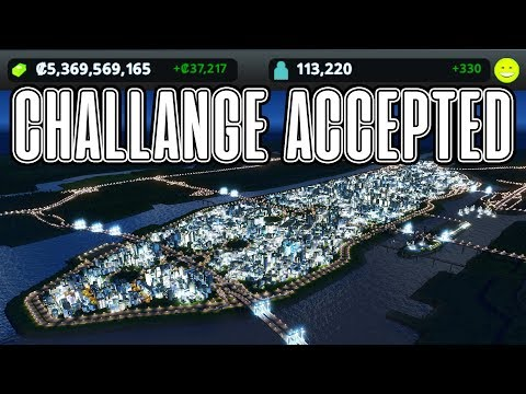 New Game WITHOUT Unlimited Money - Cities Skylines Guide 2017