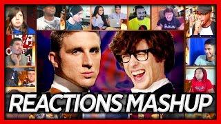 James Bond vs Austin Powers ERB Reaction's Mashup by Subbotin