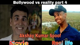 Bollywood vs Reality 4 | Real Life Funny Video | Tik Tok User