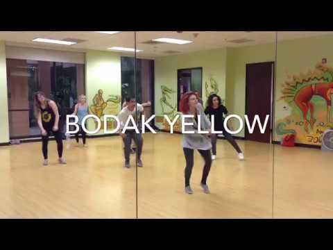 Jazz Funk with Hannah Wolgemuth - Bodak Yellow