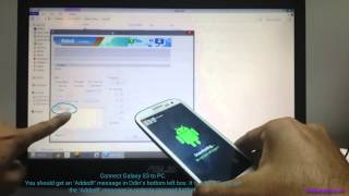 CF Root and Recovery for Samsung Galaxy S3 GT-I9300