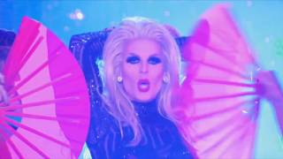 RuPaul - Read U Wrote U (feat. The Cast of RuPaul's Drag Race All Stars 2) Performance HD