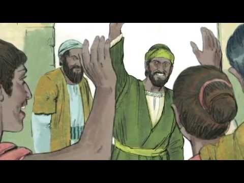 47. Paul and Silas in Philippi - Open Bibe Stories