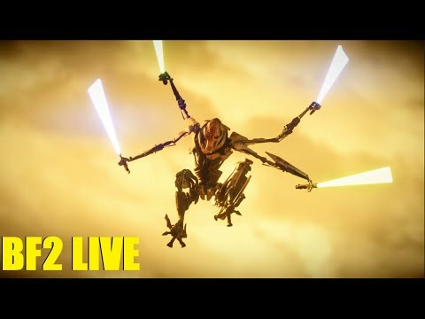 LAST DAY OF HEROES UNLEASHED EVENT! STAR WARS BATTLEFRONT II LIVE