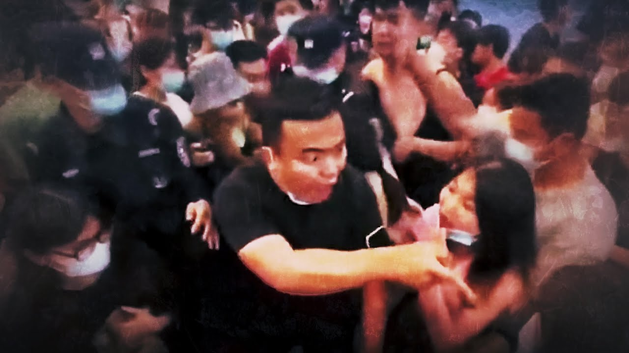 Massive Protests Erupt in Mainland China