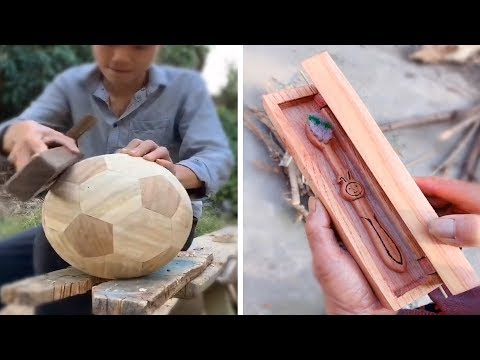 New 12 Creative Ideas DIY 2020 Invention useful item from wood & Bamboo