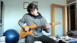 To LOVE-Ru - Yatte Koi! Daisuki (guitar cover) ___ To LOVEる -とらぶる - やって恋大好き