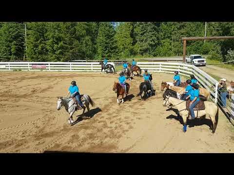 Wells Gray rhythm riders June 17 - 2018