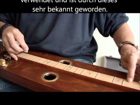 Londonderry Air on Mountain Dulcimer (electric)